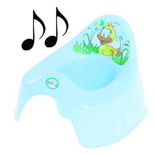 5 opinioni per Facile à Nettoyer toilettes pot pour bébé Enfants Enfant Fun Canard Animaux