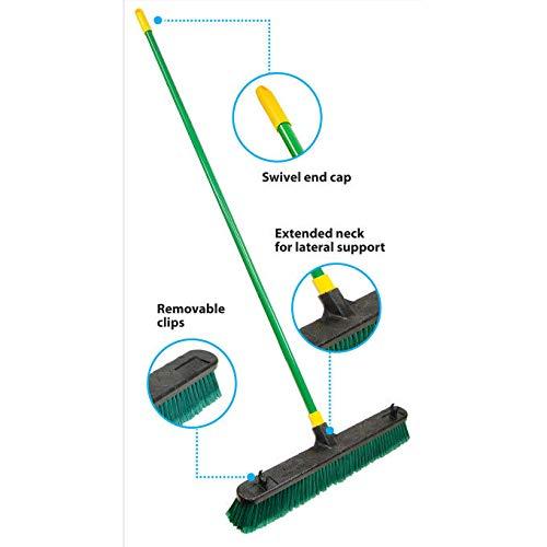 Quickie Bulldozer Push Broom by Quickie (Image #3)