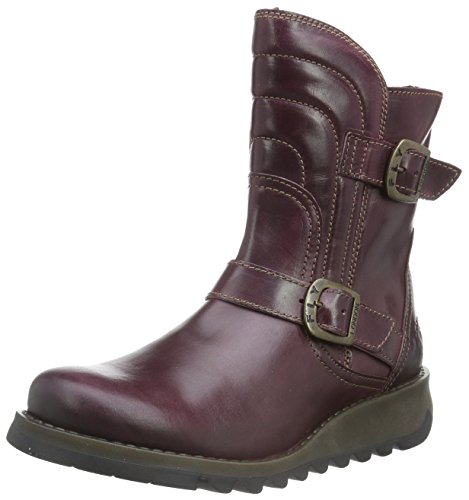 with paypal for sale marketable sale online Fly London Women's Sven731fly Boots Purple (Purple) discounts online sale reliable IHHZzl