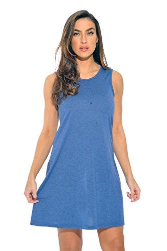401105-DNM-L Just Love Summer Dresses / Short Dress,Heathered (Cheap Fancy Dress Websites)