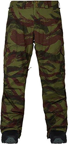 Cargo Snowboard Pants Olive - Burton Cargo Classic Fit Snowboard Pants Mens Sz XL
