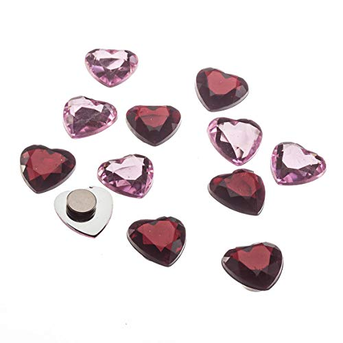 Heart Magnet Set/12 ()