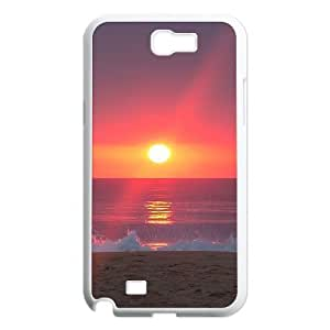 Sunrise ZLB545942 Personalized Phone Case for Samsung Galaxy Note 2 N7100, Samsung Galaxy Note 2 N7100 Case