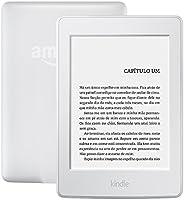"""Kindle Paperwhite Wi-Fi (Branco), iluminação embutida, tela de 6"""" sensível ao toque de alta definição"""