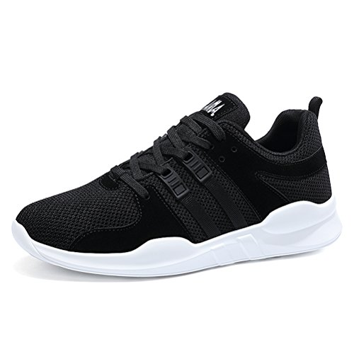 Running Shoes Sneakers for Men Mens Fashion Sports Outdoor Athletic Shoes Trainer Shoe Black