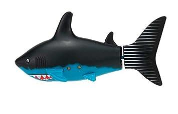RCTecnic - Robótica Tiburón teledirigido Mini Shark: Amazon.es: Juguetes y juegos