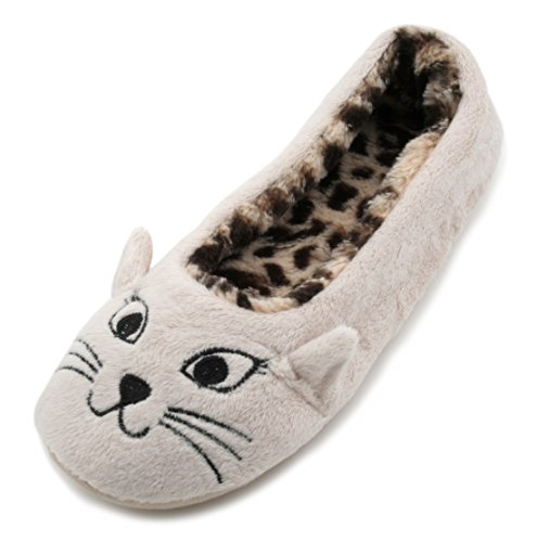 SlumberzzZ Beige SlumberzzZ femme Chaussons Chaussons pour qxxBaRf