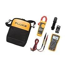Fluke 117/323 KIT Electrician's Multimeter/Clamp Meter Combo Kit