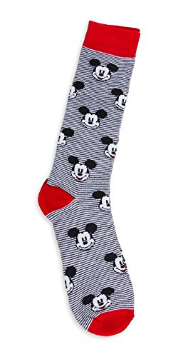 Mickey Black Socks - 3