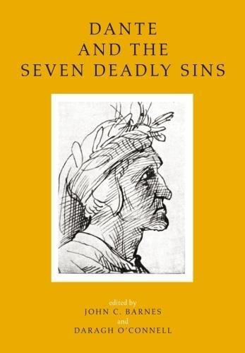 Dante and the Seven Deadly Sins (UCD Foundation for Italian Studies) by Four Courts Press