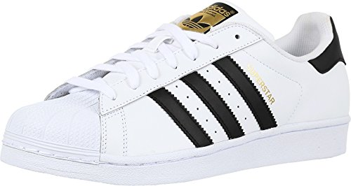 adidas Originals Unisex Superstar 2 White/Black/White 2 12 M US
