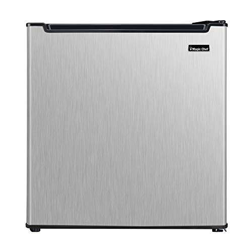 Energy Star 1.7 Cu. Ft. Mini All-Refrigerator with Stainless Door