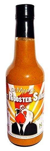 de Mars's Rooster Sauce, single bottle