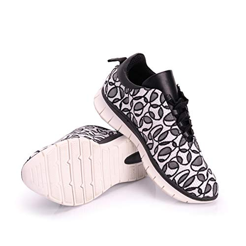 Blanc femme noir blanc Baskets pour Pinko SqnxUwtgw