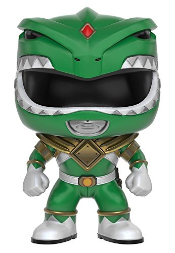 Costumes Ranger Green Power (Funko POP TV: Power Rangers - Green Ranger Action)