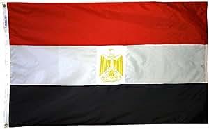 Egypt - 3' x 5' Nylon World Flag