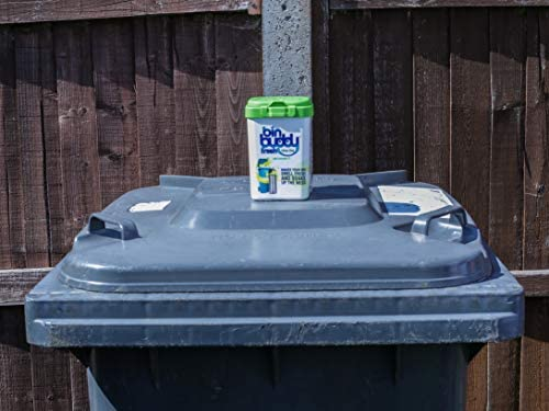 Bin Buddy Fresh Mülleimer Deopulver Zitrusduft 450 G Pack Of 1 Lebensmittel Getränke
