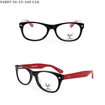 Amazon.com  Versace V2097 Retro Inspired Eyeglasses 9868e2cf7c
