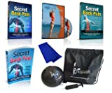If you are searching for a comprehensive natural approach to dealing with your back pain look no further than The Ultimate Back Pain Relief Kit by 24Seven Wellness & Living. First we start with The Secret Back Pain Cure DVD, a pure flexib...