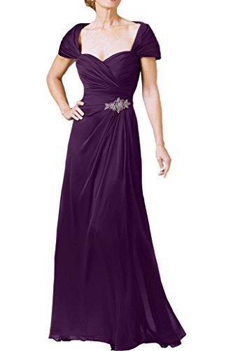 Ballkleid Lang Traube Stilvoll Herzform Promkleid Festkleid Ivydressing A Abendkleid Linie Damen w6PqwSXg