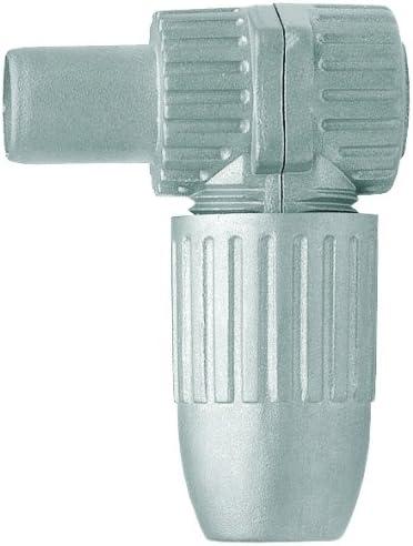 Axing Cks 4 00 Iec Winkelstecker Koax Stecker Elektronik