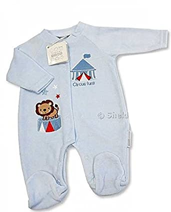 d51c2cc0234f1 Nursery Time Pyjama Velours Bébé - Lion - 0 3 Mois  Amazon.fr ...