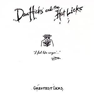 Greatest Licks - I Feel Like Singin' (Includes Download Card)