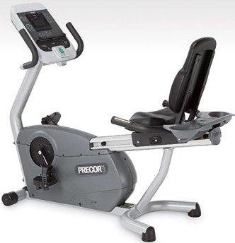 Precor 846i-R Experience Series Recumbent Bike
