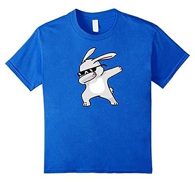 Dabbing Easter Bunny Funny Shirt Dab Hip Hop