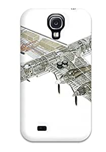 Special ThomasSFletcher Skin Case Cover For Galaxy S4, Popular Bomber Phone Case
