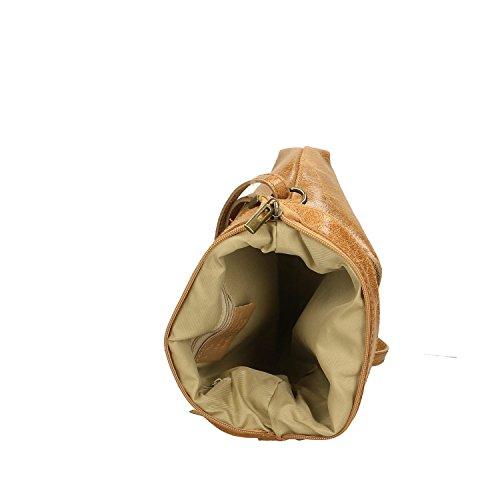 Genuina Pequeño Mujer Cm En Cuero 25x24x5 De Fabricado Piel Chicca Italia Borse Clutch Bolso 1q1p8t