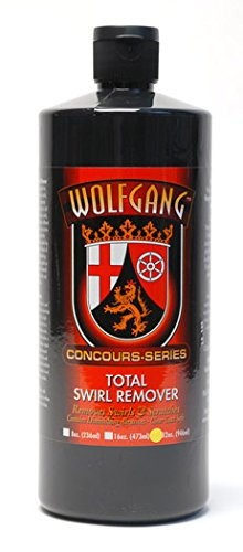 WOLFGANG CONCOURS SERIES Total Swirl Remover (32 oz)