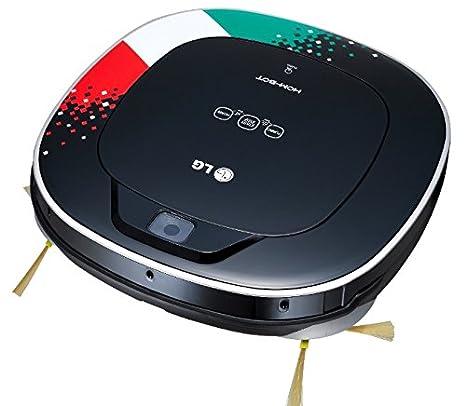 LG VR-63475LV - Robot aspirador, color negro: Amazon.es: Hogar