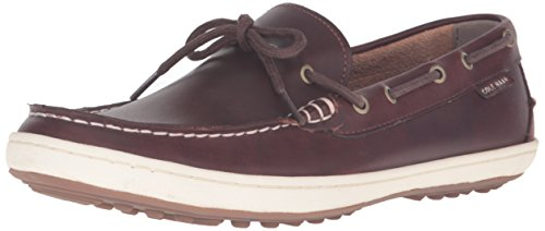 (Cole Haan Men's Pinch Roadtrip Camp MOC Penny Loafer Woodbury Handstain 11.5 Medium US)