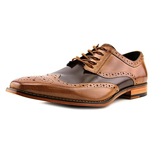 Stacy Adams Mens Tinsley Wingtip Lace-Up Oxford