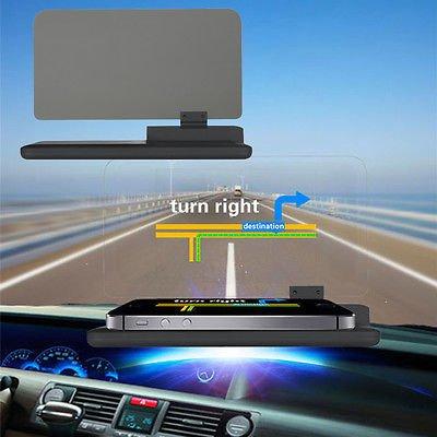 FidgetFidget - Soporte de GPS para proyector de teléfono y navegación, Pantalla de 6 Pulgadas: Amazon.es: Coche y moto