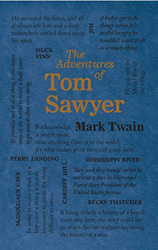 The Adventures of Tom Sawyer (Word Cloud Classics) (Carol 1910 Christmas)