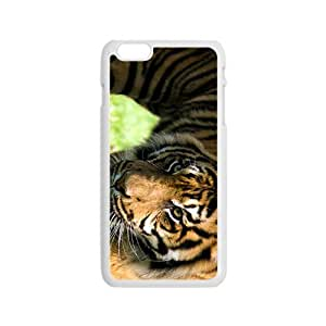 Tiger Picture Hight Quality Plastic Case for Iphone 6