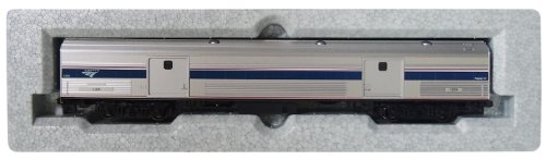 Kato USA Model Train Products Amtrak Baggage Car Phase IVb #1206