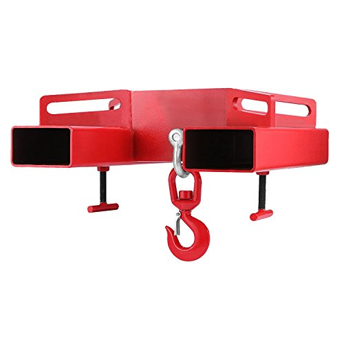 BestEquip Forklift Lifting Capacity Attachments product image