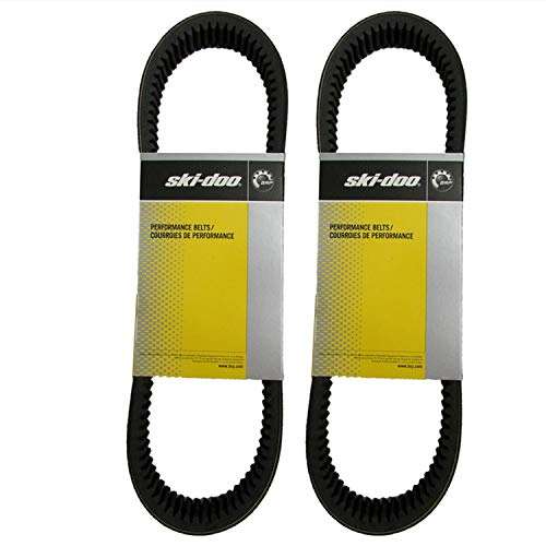 Ski-Doo MXZ,TNT Drive Clutch Belt 417300367 TWO PACK -