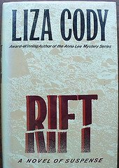 book cover of Rift