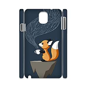 Fox 3D-Printed ZLB602386 Customized 3D Cover Case for Samsung galaxy note 3 N9000