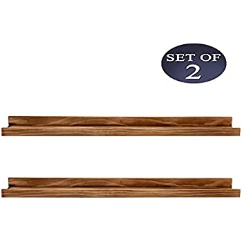 Unfinished InPlace Shelving 0191826 Stafford Wall Mountable Shelf 31-Inch Wide by 4-Inch Deep by 5-Inch High