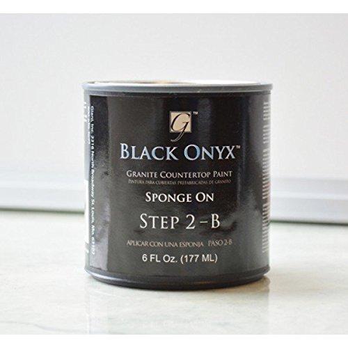Giani Granite Step 2 Mineral Color - Black Onyx 6oz