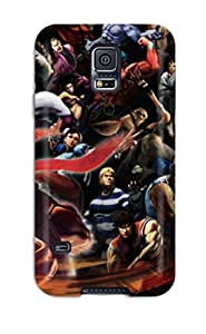 KwNOhQz962Dgngd Case Cover Protector For Galaxy S5 Street Fighter Case