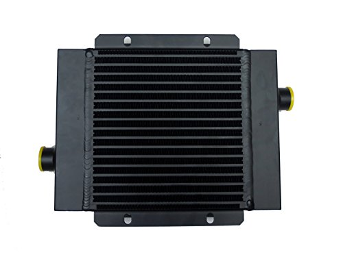 NEW Replacement Mobile Hydraulic Oil Cooler, 0-40 GPM, 15HP; Model OC-61 Replaces Cool-line (Replace Oil Cooler Lines)