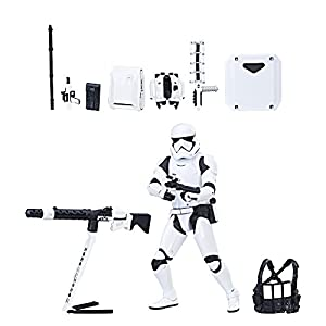 star wars the black series first order stormtrooper gear (amazon exclusive) - 41KiOfWE9 L - Star Wars The Black Series First Order Stormtrooper with Gear (Amazon Exclusive)