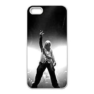 iPhone 5 5s Cell Phone Case White Slipknot Phone cover F7634190