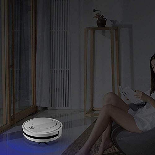 8bayfa Smart Balayer USB Robot Automatique de Charge Aspirateur Robot sans Fil Robot Aspirateur Tapis Robots Robot Mop Clean